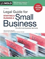Legal Guide for Starting & Running a Small Business, 12th Edition
