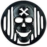 Autofy Skull Metal Headlight Grill For Royal Enfield Bullet Standard, Royal Enfield Bullet Classic & Royal Enfield...