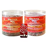 Chocholik Dry Fruits - Almonds Gulkand & Tangy Tomato With 3d Mobile Cover For IPhone 6 - Gifts For Diwali - 2...