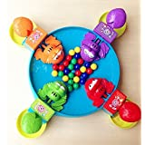 Otulet Parent Child Interactive Game, Party Game, Family Hobbies Educational Learning Desktop Toys Feeding Froggies
