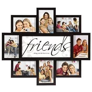 Nexxt Design Felicite Series Black Collage Frame, Friends ...