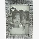 Indian Vintage Style Photo Frame Home Decor Antique Metal Material Decorative Desktop Picture Frame Gift