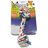 Goofy Tails Cotton Rope Toy For Dogs, Pets, Chew Toy, Medium Size