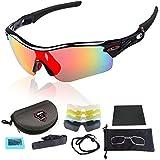 New Women Men UV Protective Goggles Sunglasses Cycling Running Sports Eyewear Sun Glasses