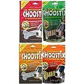Choostix Treats Combo Pack Of 4 (mix Flavors)