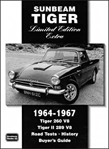 Sunbeam Tiger Limited Edition Extra, 1964-1967: Tiger 260