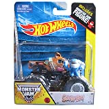 Scooby Doo Monster Jam Off Road Truck By Hot Wheels 1:64