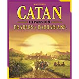 Mayfair Games Catan Traders And Barbarians Expansion 5th Edition, Multi Color