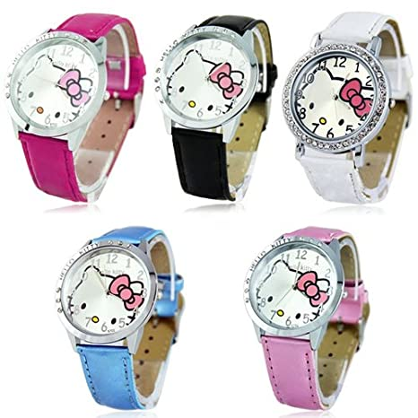 Hello Kitty Girls Watch