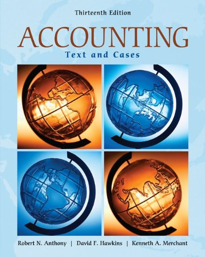 Horngren Cost Accounting 13th Edition Pdf