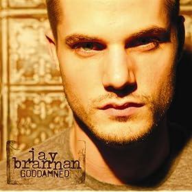 Jay Brannan, 'goddamned' album cover