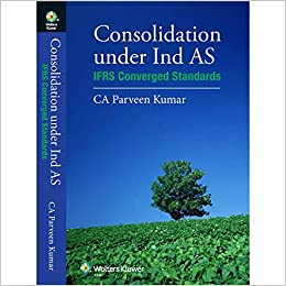 Consolidation under Ind AS - IFRS Converged Standards