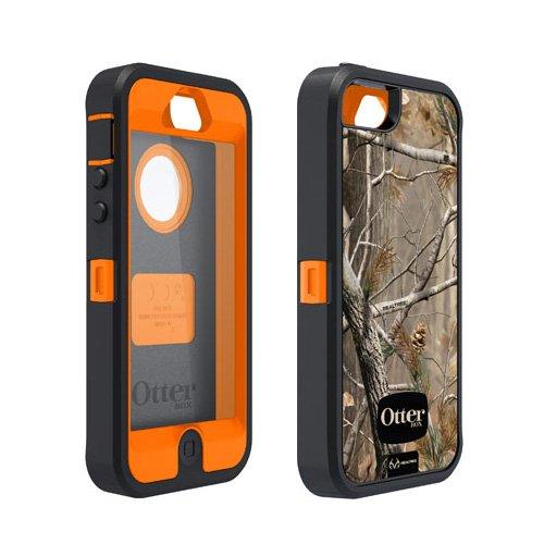 【正規代理店品】OtterBox+Defender+for+iPhone+5+Realtreeカモフラージュシリーズ+AP+Blazed+OTB-PH-000012