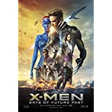 X-Men Days Of The Future Past (A) Movie Poster - 24x36 Inch SATIN Material