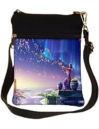 Snoogg Spread Goodness Cross Body Tote Bag / Shoulder Sling Carry Bag
