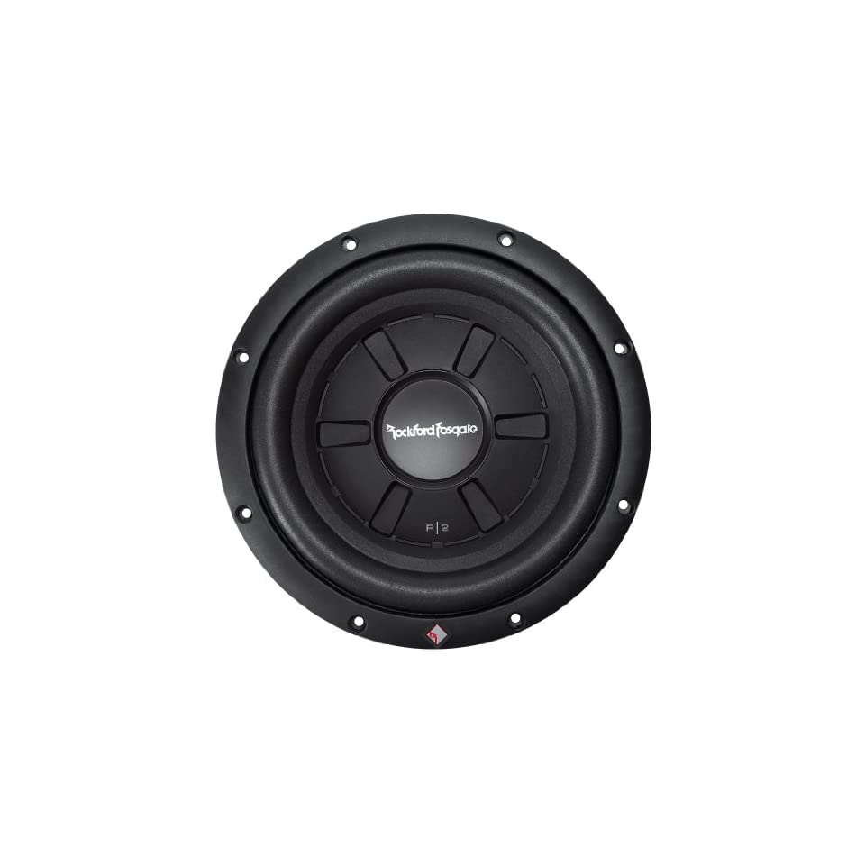 Rockford Fosgate P3sd2 10 Punch P3s Inch 2 Ohm Dvc Shallow On 45 Sale