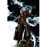 Devil May Cry Game Poster - 12x19 Inch Art Material