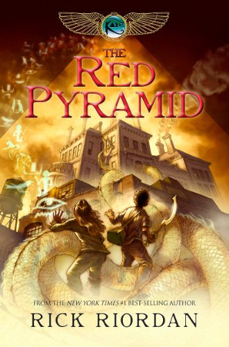 Kids on Fire: Rick Riordan's The Kane Chronicles, Book One: The Red Pyramid Reviewed By A 13 Year Old