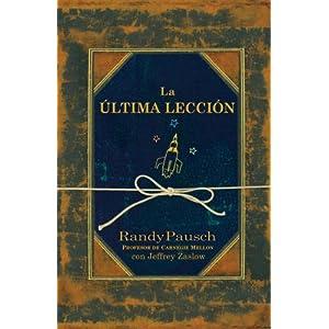 La última lección + DVD (Spanish Edition)