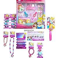 Disney Princesses 10 Pc Deluxe Childrens Beauty Gift Set