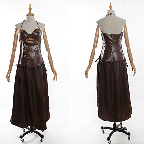 Women's Dress for Daenerys Targaryen Khaleesi Cosplay MTM