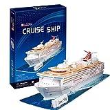 3D立体パズル 豪華客船