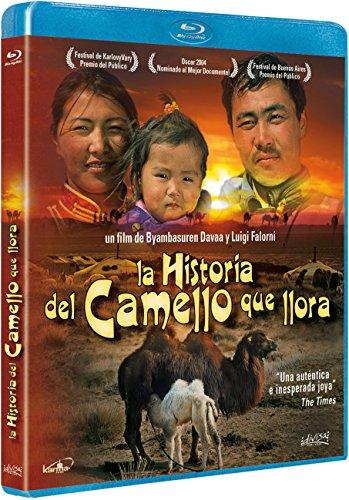 La Historia Del Camello Que Llora (Blu-Ray) (Import) (2014) Janchiv Ayurzana
