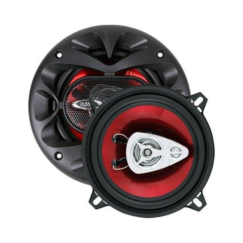 "4) New BOSS CH5530 5.25"" 3-Way 450W Car Audio Coaxial Speake"