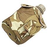 Wz Us Military Multi Purpose Macromolecule Water Bottle W/t Aluminum Lunch Box,travel Water Bottle