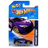 2012 Hot Wheels HW All Stars Megane Trophy Purple #122/247