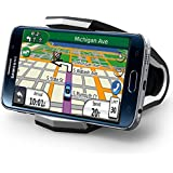 Car Mount, Cell Phone Holder Car Clip Gps Display Desk Stand Holder, Smartphone Car Mount For Iphone Samsung And...