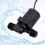 Generic 1pc DC40C-1240 12V Water Pump For Water Circulation Aquarium Submersible 720LPH 4M