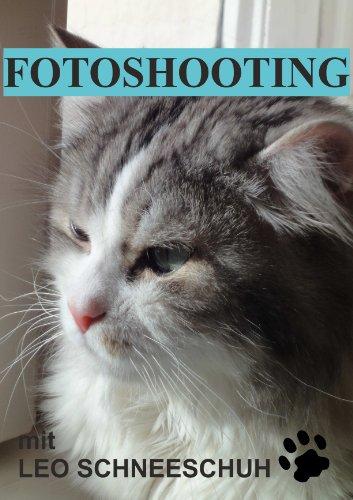 Fotoshooting mit Leo Schneeschuh