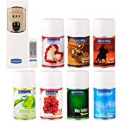 Airance Automatic Room Freshner With Combo Of Seven Refills - 250 ML