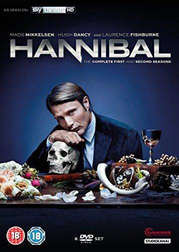 Hannibal  Season1 & Season2 ハンニバル シーズン1&シーズン2 コンプリートBOX[PAL-UK][英字幕]