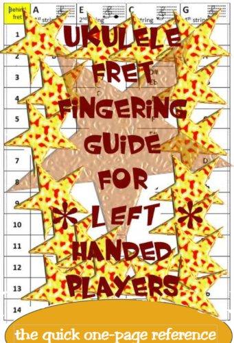 Ukulele Fret Fingering Guide for Left-Handed Player's (Kindle Edition)