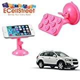 ECellStreet TM 360° Degree Rotating Multi-function Stand Bracket Mounts Placing Plate Suction Cup Sucker CHEVROLET... - B01BYK33QC