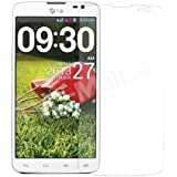SNOOGG Lg L70 Dual D325Full Body Tempered Glass Screen Protector [ Full Body Edge To Edge ] [ Anti Scratch ] [...