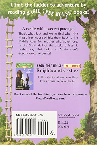 The Knight at Dawn (Magic Tree House, No. 2)