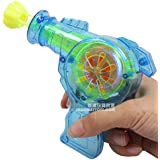 Generic Outdoor Toys Shining Bubble Gun New Kids Bubble Gun Soap Bubble Blower Child Toy Gift Water Gun