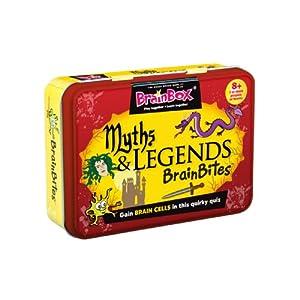 Green Board Games BrainBites Myths & Legends