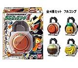 仮面ライダー鎧武 サウンドロックシードシリーズ SGロックシード 全4種フルコンプ