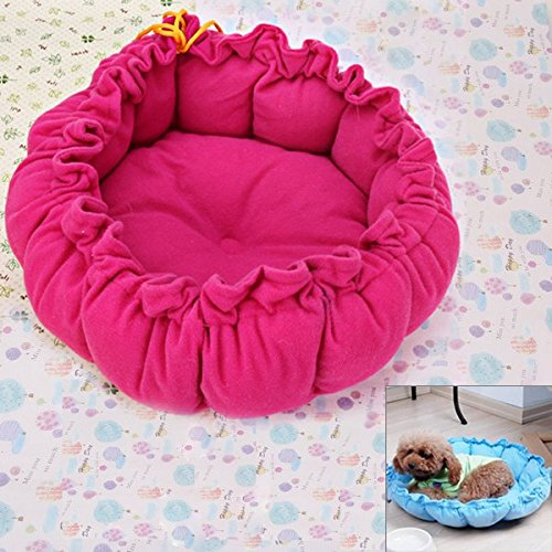 Alcoa Prime Comfortable House Fof Pets Pet Products Soft Plush Cute Pumpkin Shape Pet Bed For Dogs And Cats With...