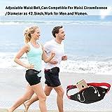 Running Belt Waist Pack,Asscom(TM) Outdoor Sweatproof Reflective Belt Waist Bag For IPhone 6S/6/6 PLUS/5s/5c/4s...