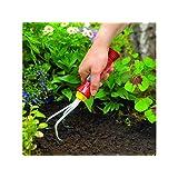 WOLF GARTEN Hand Grubber For Home Gardens KA-2K