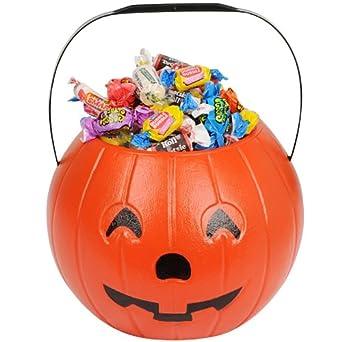 Jack O Lantern Candy Bucket