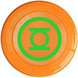 XJBD Unisex GREEN LOGO Outdoor Game, Sport, Flying Discs, Game Room, Light Up Flying, Sport Disc , Flyer Frisbee, Ultra Star Yellow One Size
