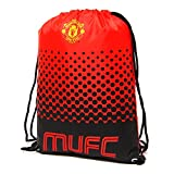 Manchester United FC Football Team Fade Drawstring Swimming Kit Gym Bag