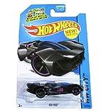 Hot Wheels - 2014 HW City - 125/250 Tooned II - Rev Rod (black)