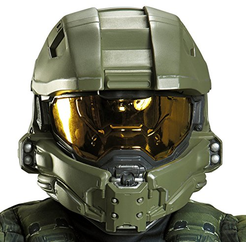 Disguise Master Chief Child Helmet Costume Accessory